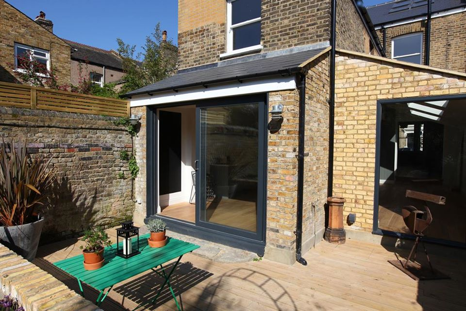 Refurbishment , loft and side extension